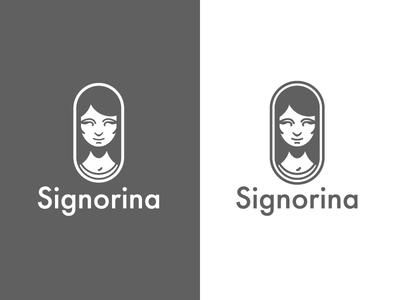 Signorina logo