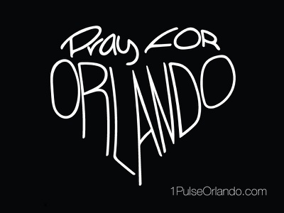 1 Pulse Orlando Heart Dribbble family shirts 1pulse pray prayfororlando orlandounited pulse heart orlando