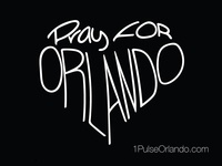 1 Pulse Orlando Heart Dribbble