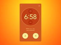 Day 013 - Alarm Clock
