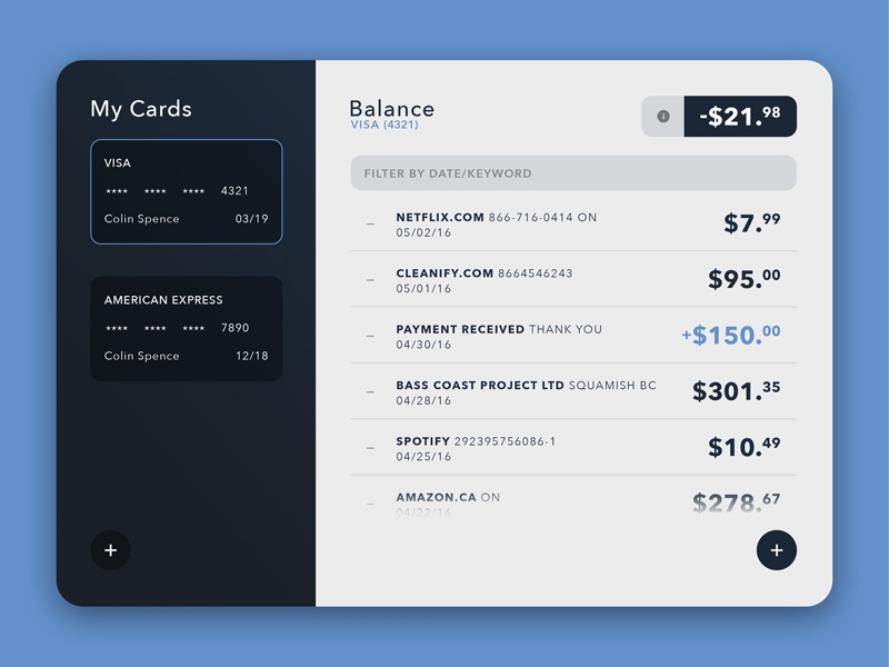 Day 023 - Wallet Expenses
