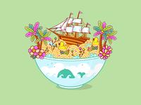 Ocean Adventure Ramen