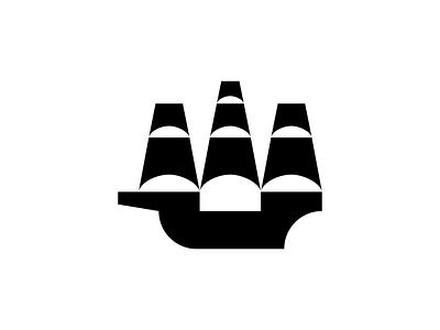 Logo for an Israeli based B2B e-commerce development agency. 🚢 minimal pirates ship b2b israeligraphicdesign tradingbrand graphicdesign sailboatlogo shipillustration ecommerceagency b2bbranding shiplogo peltanbrosz