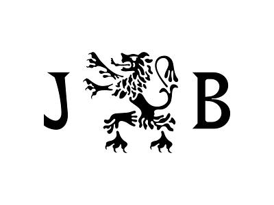 Johann Bertleff family 19th-century heraldry redrawn. romania hungary monogram logo monogram 19th century count classic vector coat of arms heraldry heritage lion