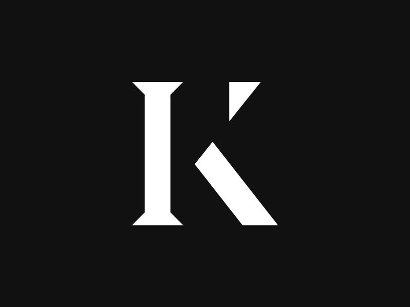 K - Custom type type stencil k
