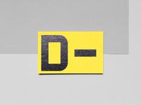 D-tector business card