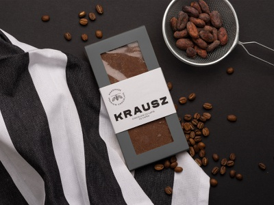 Krausz Packaging Design hungary packaging identity symbol branding logo handmade cocoa chocolate