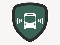 StartupBus Foursquare Badge