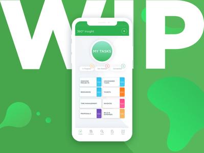 WIP - Work In Progress (Case Study)