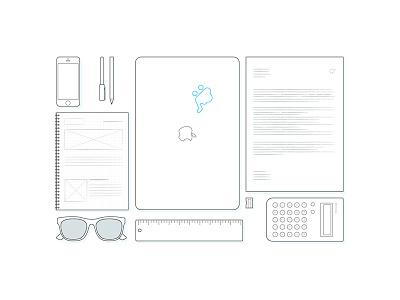 Essentials. illustration essentials seoshop hiring