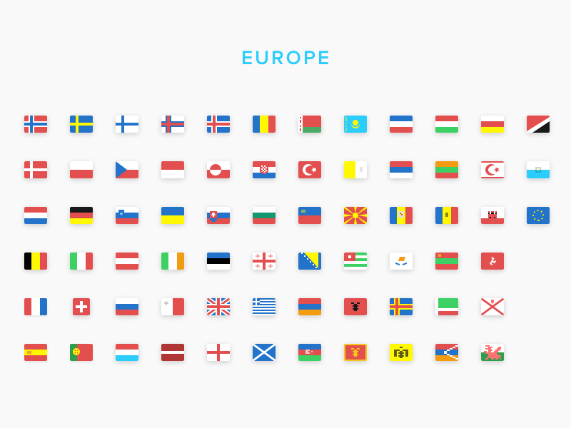 SEOshop Flags: Europe flag icons europe flags free icon pack open source flag pack download seoshop freebie