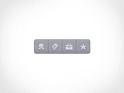 Buttonbar