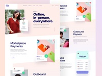 Assembly Payments - Behance Case Study colors branding typography dashboard interface design system style guide visual identity payment web website user experience user interface uiux ux design ui design product design web design case study