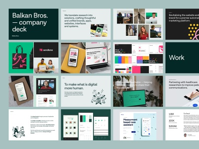 BB Agency - Company Deck 2 logo bbagency agency case studies pitch deck company deck user experience research discovery brand strategy visual identitiy branding ux design ui design graphic design marketing product design web design b2b saas websites