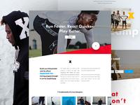 FC - Homepage WIP