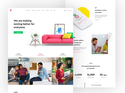 S - Landing Page - Coming soon!