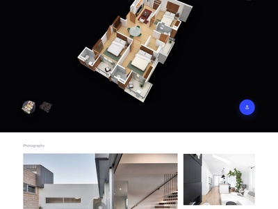 S - Ui Exploration app real estate property user interface gif animation design motion ux ui