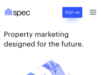 Spec   building the new standard for the property industry