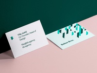 Balkan Brothers - Business Card