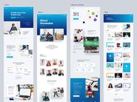 StoreTasker - Inner Pages
