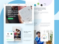 Patch - Tenant Landing Page