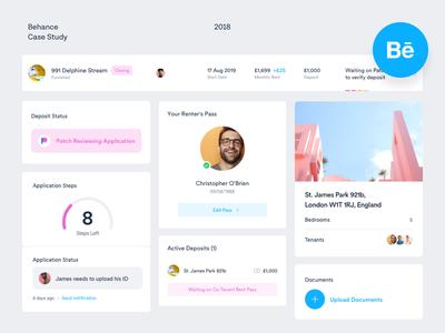 Patch - Web App Design - Case Study