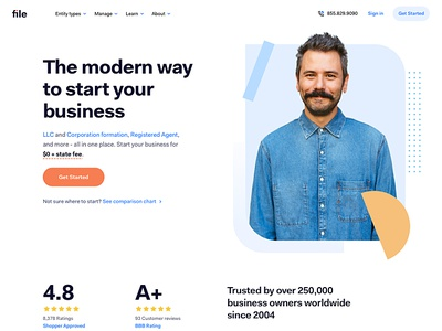 IF - Full pixels ui ux design web website landing page user interface experience uiux user research llc company b2c style guide dashboard app