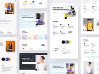 TheHub - Web Style Exploration