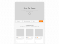 Another Home Page View