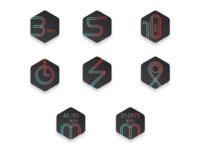 Run Badge run badges