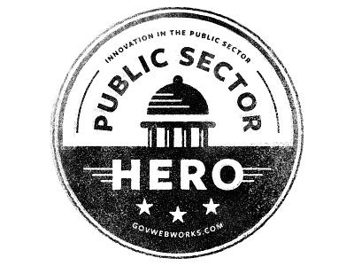 Stamp badge concept grunge typography design logo government badge texture vector illustration