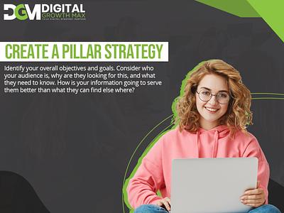 create a pillar strategy seo facebook marketing email marketing social media digital marketing