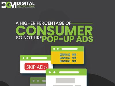 pop-up-ads facebook marketing email marketing social media digital marketing