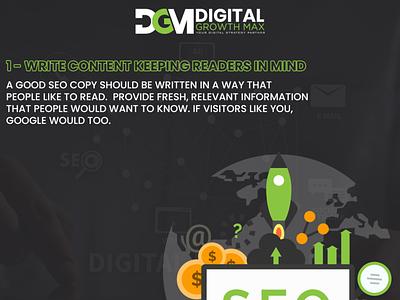 6 essential element of a good SEO ppc content marketing social media digital marketing