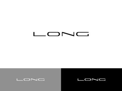 Long - wordmark exploration
