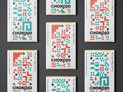 Chokojo packaging