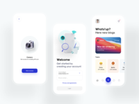 Zone UI Kit blender mobile app design mobile app phone search blog macos kit medium article 3d concept mobile design iphonex app ux ios minimal ui