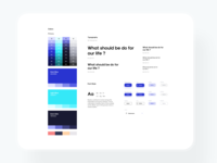 Zone Design system product design design mobile ui8 branding concept kit brand branding style guide design system app ux ios minimal ui