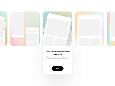 Shiba | Onboarding UI Kit interaction iconly appui light theme uiux onboarding graphic design logo 3d motion graphics animation illustration design mobile app ux ios minimal ui