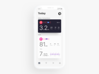 Health & Fitness app