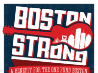 Bostonstrong poster
