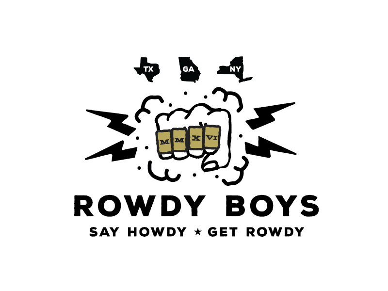 A Little Logo For The Rowdy Boys As Some Of Us Are Venturing Out Austin