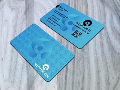 Business card 100 clean flat vector illustration graphic design logo minimal illustrator icon design