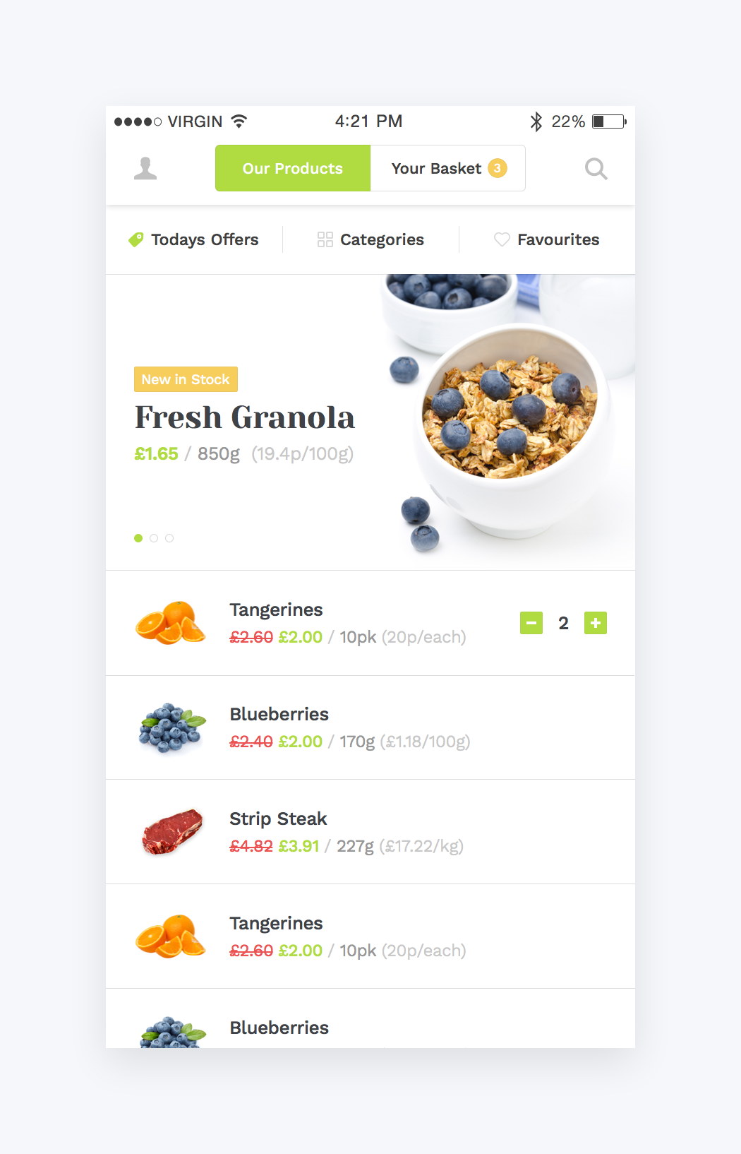 Foodmarketapp full