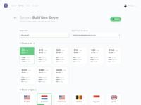 Servers   build new 2x