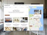 Remodelista Design Travel Map