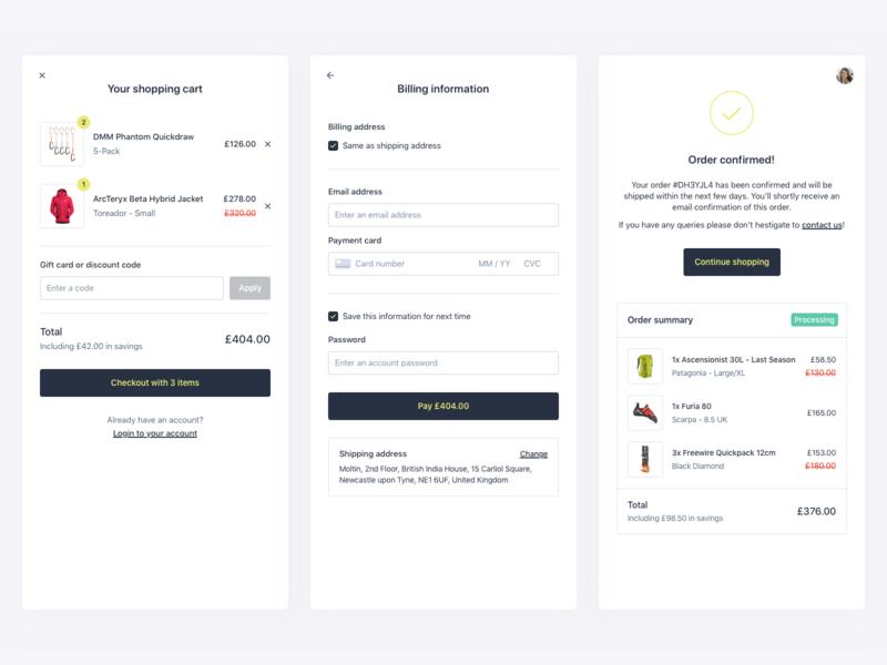 Shopkit 2.0 Exploration