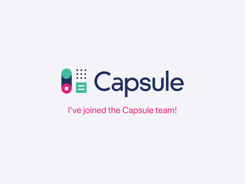 Joining Capsule