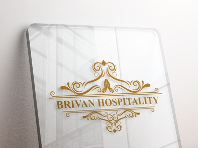 Briwan Hospitality photoshop hotels creativelogo logo creator logo concept logodesign logoconcept logo illustrator illustration icon hospitality design branding brandidentity