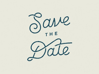 Anne + Erik Wedding - Save the Date